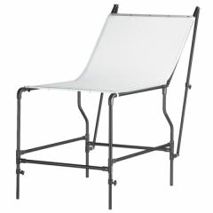 Mini Still Life Table, Aufnahmetisch, schwarz