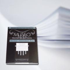 MUSEO Textured Rag 325g 50 (1270mm x 15m)