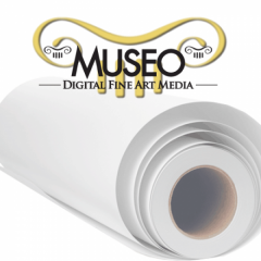 MUSEO Maestro Glossy Canvas 435g  17 (432mm x12m)