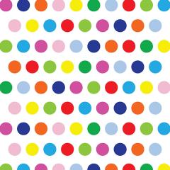 Rainbow Sprinkle 1,35m x 5,50m