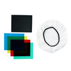 Phottix Kali600 Honeycomb and Gel Filter Kit