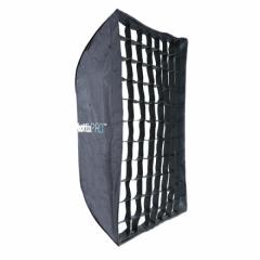 HD Umbrella Softbox 60x90cm mit Varos Adapter