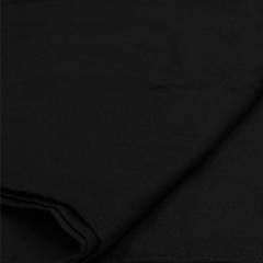 Muslin Hintergrundstoff 3x6m schwarz