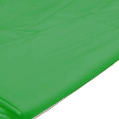 Muslin Hintergrundstoff 3x6m grün