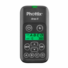 Phottix Ares II Flash Trigger Transmitter