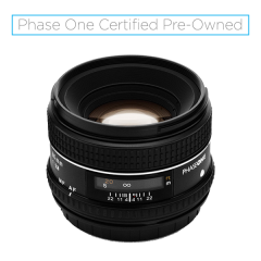 Phase One Digital 80mm AF f/2.8 PRE-OWNED