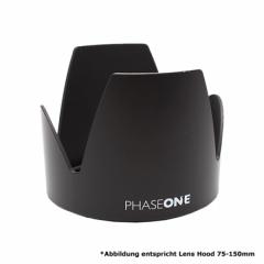 Gegenlichtblende Phase One 75-150 mm