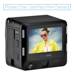 IQ2 80MP - Phase One 645 PRE-OWNED