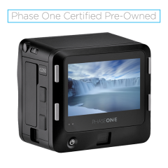 IQ2 60MP - Phase One 645 PRE-OWNED