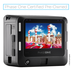 IQ3 80MP - Phase One 645 PRE-OWNED