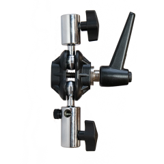Double Ball Joint Adapter 5/8'' und 1 1/8''