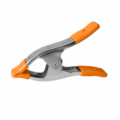 2'' Rock Solid A Spring Clamp - Silver