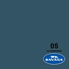 Hintergrundpapier Ultramarine 1.36x11m