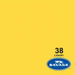 Hintergrundpapier Canary 2.72x11m