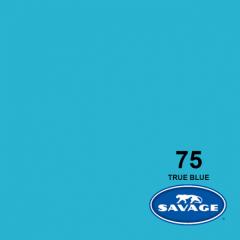 Hintergrundpapier True Blue 1.36 x11m