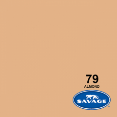 Hintergrundpapier Almond 1.36x11m
