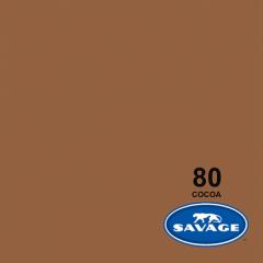 Hintergrundpapier Cocoa 2.72x11m