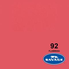 Hintergrundpapier Flamingo 2.72x11m