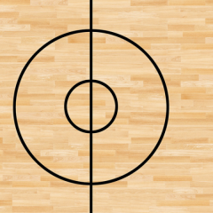 Floor Drop - Center Court 2.4m x 2.4m