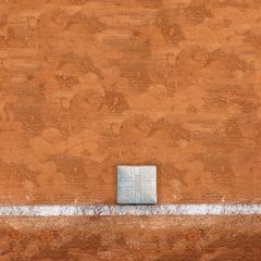 Floor Drop - Dirt Sports Field 2.4m x 2.4m