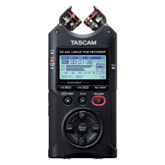 TASCAM DR-40X - 4 Track Handheld Recorder