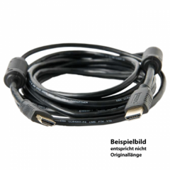 TetherPro HDMI (A) / HDMI (A) 4.6m/15' black
