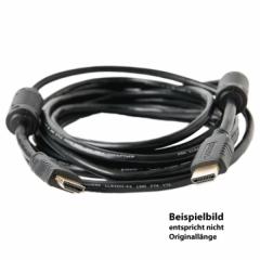 TetherPro HDMI (A) / HDMI (A) 1m/3' black