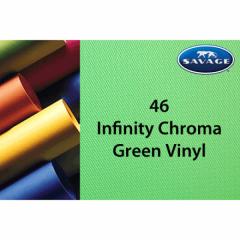 Vinyl Hintergrund 1.52x2.13m Infinity Chroma Green