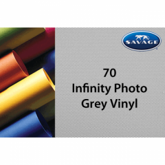 Vinyl Hintergrund 1.52x2.13m Infinity Photo Grey