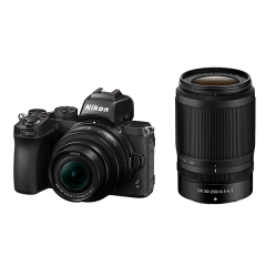 Nikon Z 50 Zoom Kit 16-50 + 50-250mm Sofort Rabatt