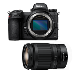 Nikon Z 6II Kit 24-200mm - Nikon Swiss Garantie