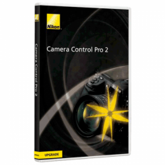Nikon Upgrade Software Camera Control Pro 1 auf 2