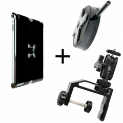 iPad 3&4 Utility Mounting Kit: Wallee+EasyGrip LG