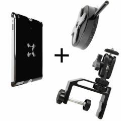 iPad Air Utility Mounting Kit: Wallee+EasyGrip XL