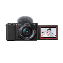Sony Vlog Kamera ZV-E10 Set 16-50mm