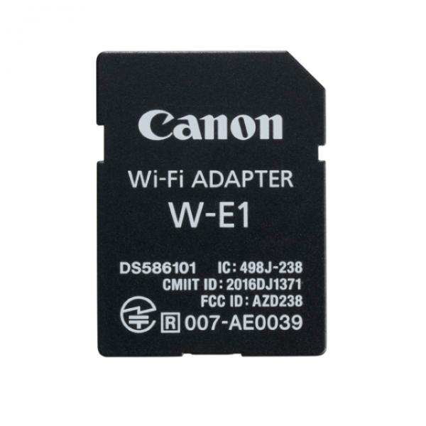 WLAN-Adapter W-E1 - Kamera-Zubehör, Mattscheiben - Profot AG