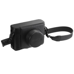 BLC-X100F Leder-Etui schwarz