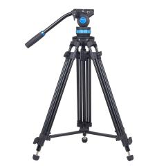 SH-15 Broadcast-Stativ mit Videoneiger