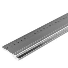 Aluminium-Lineal div. Grössen