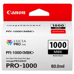 Canon Ink PFI -1000 Photo Matte Black