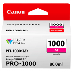 Canon Ink PFI -1000 Magenta