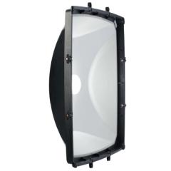 Square Reflektor 44x44cm ohne Wabengitter