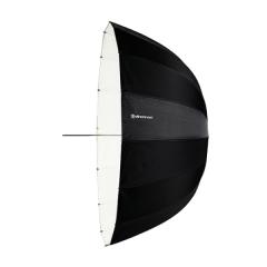 Reflexschirm Deep weiss 105cm