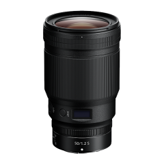 Nikkor Z 50mm f/1.2 S - Nikon Swiss Garantie