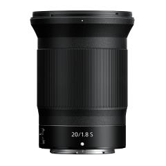 Nikkor Z 20mm f/1.8 S  - Nikon Swiss Garantie