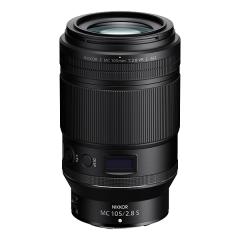 Nikkor Z MC 105mm f/2.8 VR S Nikon Swiss Garantie
