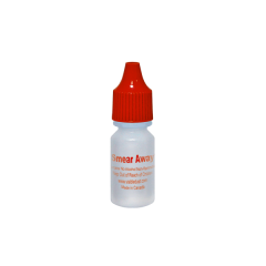 Visilab Dust Smear Away 8ml, rot